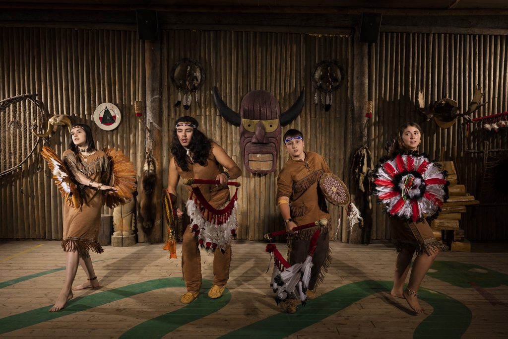 Native show